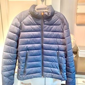 Save the duck down men's down filled coat